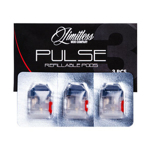 LIMITLESS PULSE PODS - 3PACK