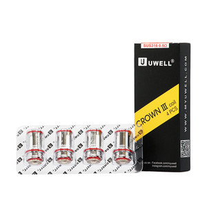 UWELL CROWN 3 COIL - 4 PACK