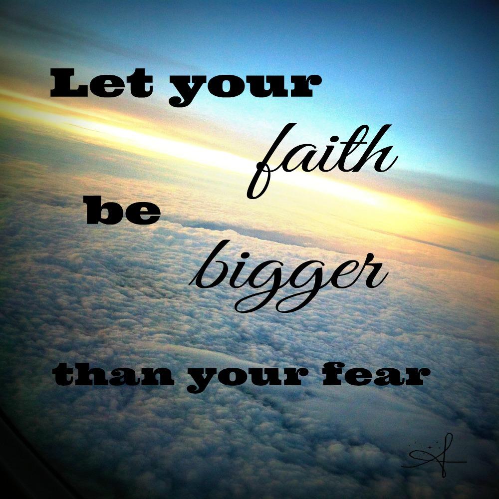 Faith Be Bigger Reflections Of Revelation
