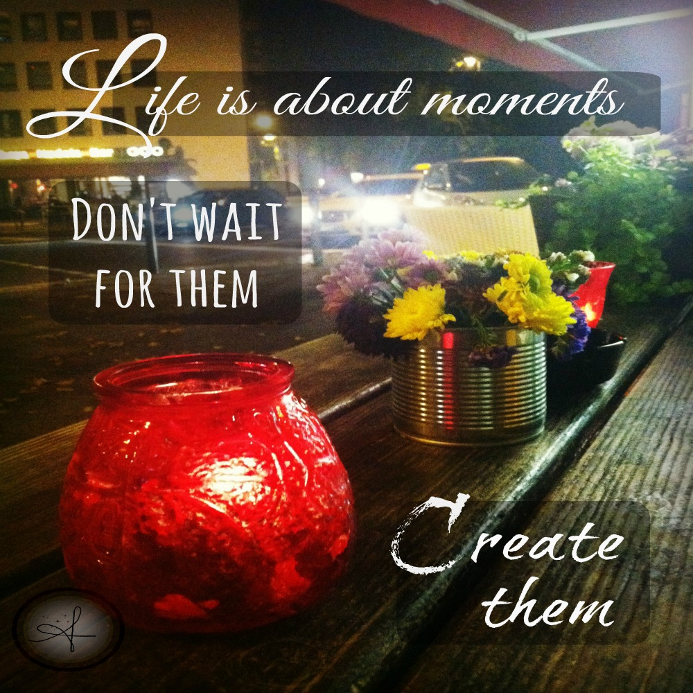 Create Moments