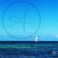 Caye Caulker Caribbean Sailboat