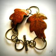 Coconut Leaf Bracelet