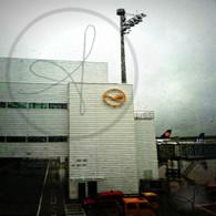 Munich Airport Sign Lufthansa
