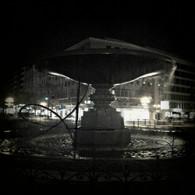 Kaiserplatz Brunnuen BW
