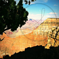 Mather Point View Grand Canyon