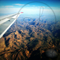 Mountain View from Air