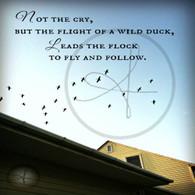 Flight of the Duck