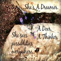 She's a Dreamer