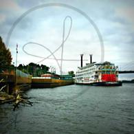 Port of Burlington and American Queen