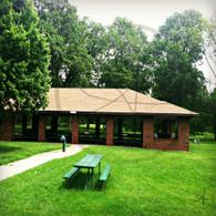 Crapo Park Large Shelter House