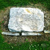 Crapo Park Carriage Stone