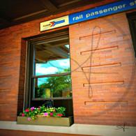 Macomb Station Window