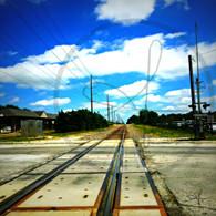 Macomb Train Tracks