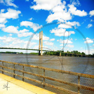 Great River Bridge Riverfront Park