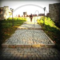Uzhhorod Castle Walkway