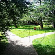 Crapo Park Triangle Path