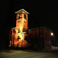 Des Moines County Historical Society Lights