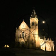 St Paul Catholic Church Lights