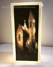 Christ Episcopal Church Glass Block