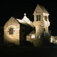 Christ Episcopal Church Lights