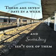 Seven Days 8x10