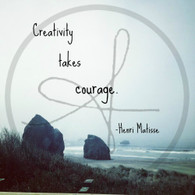 Creativity Courage 10x10