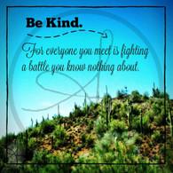 Be Kind Battle