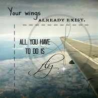 Your Wings Exist