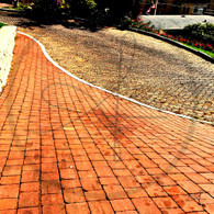 Snake Alley Curve Bricks