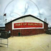 Port of Burlington Stage