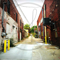 Burlington Alleyway