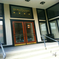 The Burlington Front Door