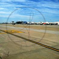 Airport Runway Atlanta