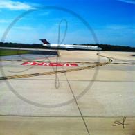Atlanta Plane and Tarmac