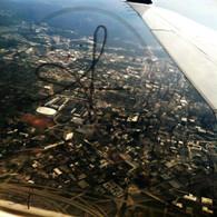 Aerial View of Atlanta