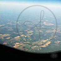 Atlanta from Plane