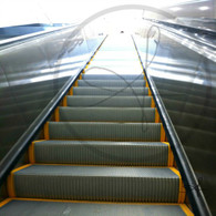 Atlanta Airport Escalator