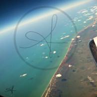 Belize Caribbean Coast Line