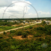 Belize Ladyville from Runway
