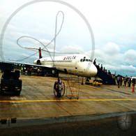 Belize Delta Plane