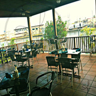 Belize City Tavern Patio