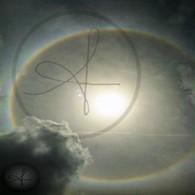 Sand Hill Sun Rainbow
