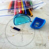 Belize Colored Pencils