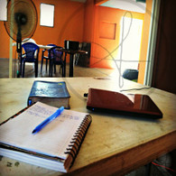 Belize Prayer Room Study Time