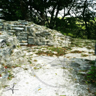 Altun Ha Small Wall