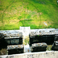 Altun Ha Ruins Top Down