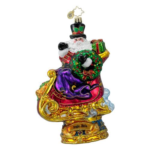 Christopher Radko's Jingle Bells