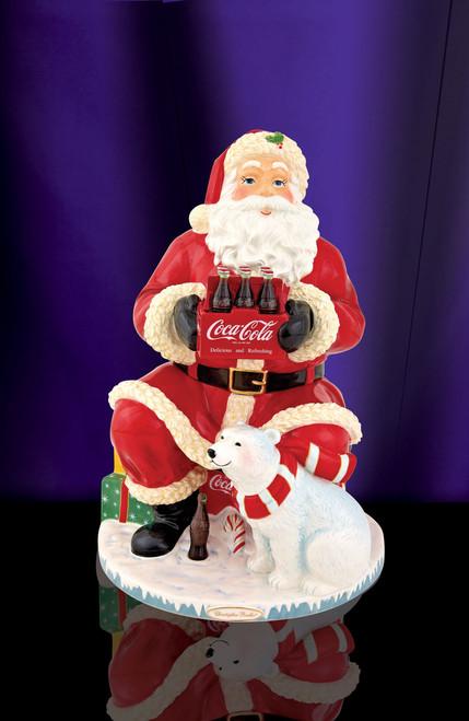 Christopher Radko Coca-Cola Snack Jar