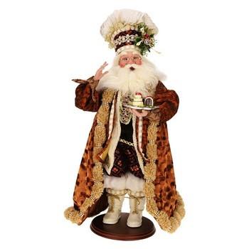 Mark Roberts Chocolatier Santa