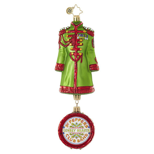 Christopher Radko John Lennon's Sgt. Pepper's Coat